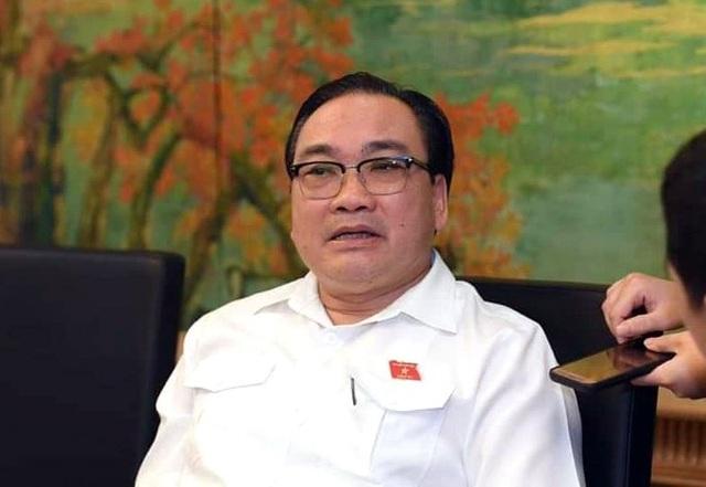Bí thư Thành ủy Hà Nội nói về vụ ô nhiễm nước sạch sông Đà - 1