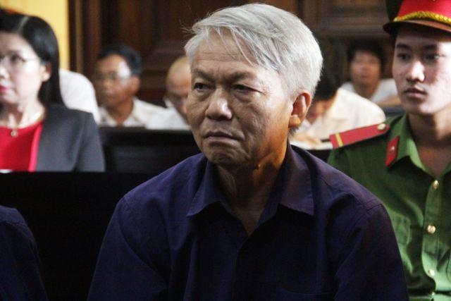 Nguyên giám đốc Agribank chi nhánh 7 lãnh án 30 năm tù - 1