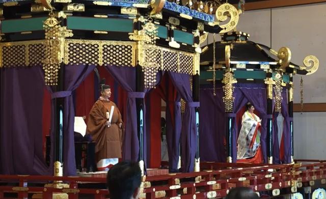 Lễ đăng quang của Nhật Hoàng Naruhito - 10