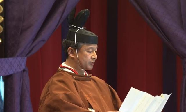 Lễ đăng quang của Nhật Hoàng Naruhito - 7