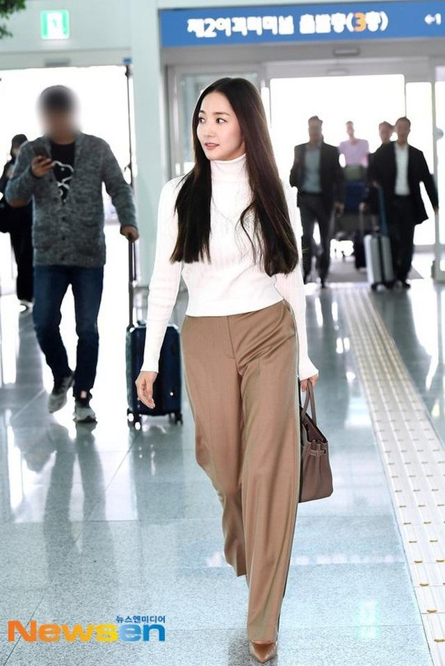 """Vẻ đẹp hoàn hảo của """"nữ hoàng dao kéo"""" Park Min Young - 13"""