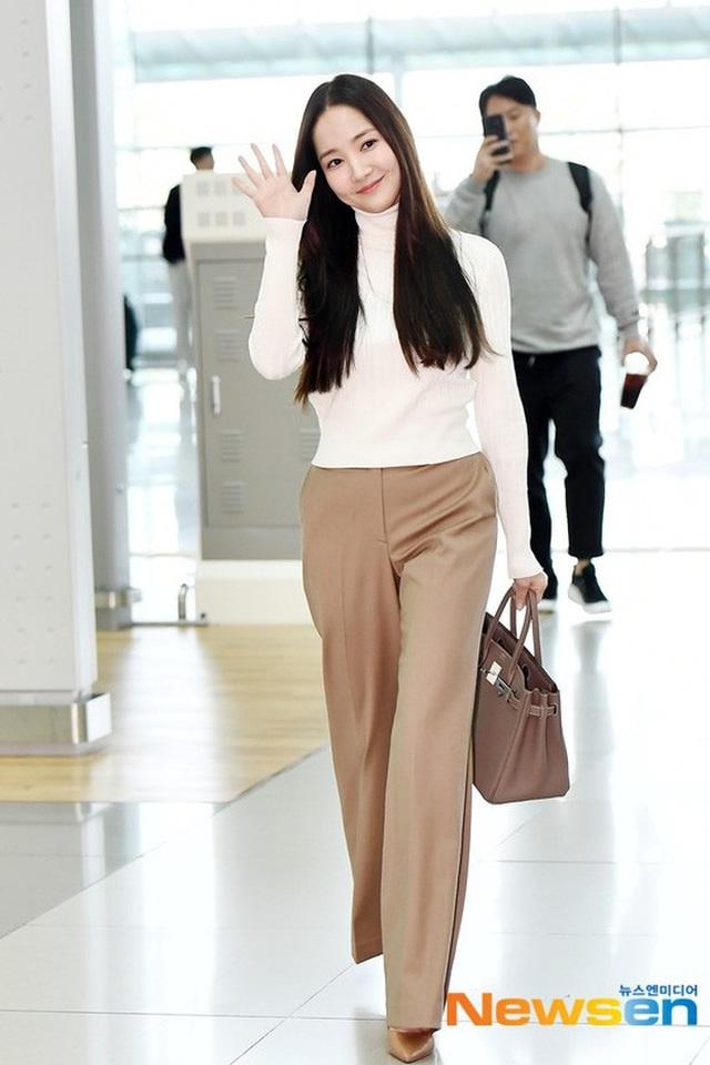 """Vẻ đẹp hoàn hảo của """"nữ hoàng dao kéo"""" Park Min Young - 10"""