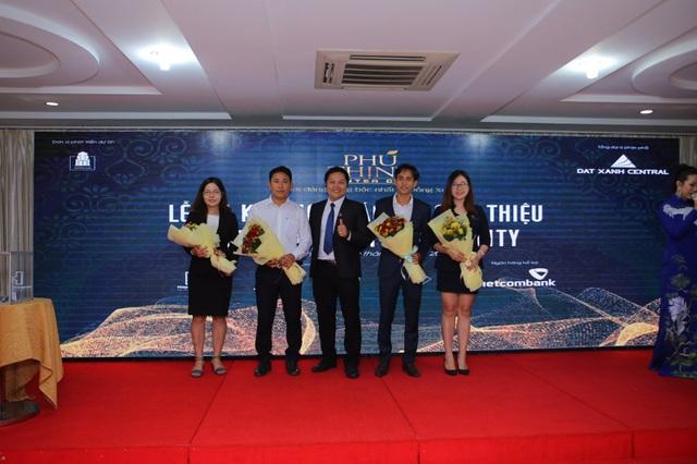 Đất Xanh Central công bố Khu đô thị cao cấp Phú Thịnh Center City - 2