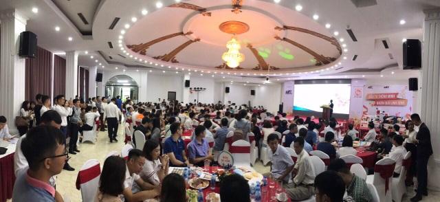 Khu đô thị Quảng Tân – Nam Thành phố Thanh Hóa - Sôi động sự kiện giới thiệu dự án - 1