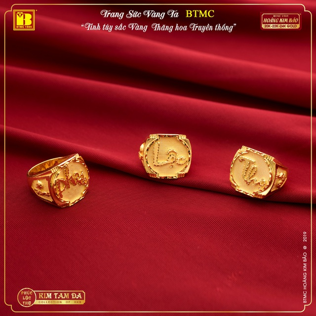 BTMC ra mắt BST trang sức vàng ta mới hiện đại siêu bền chắc, đẹp tinh xảo - 4