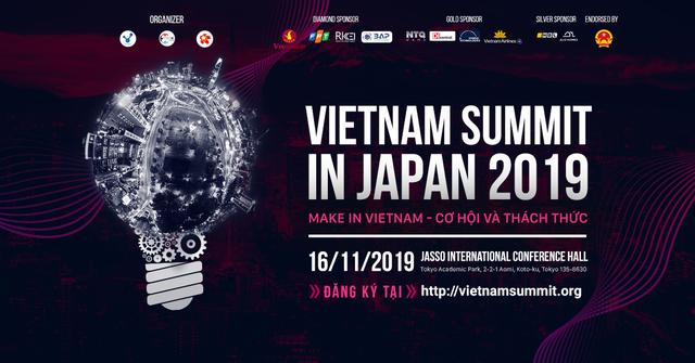 Nhiều vấn đề nóng sẽ được thảo luận ở Diễn đàn Trí thức Việt Nam tại Nhật Bản - 1
