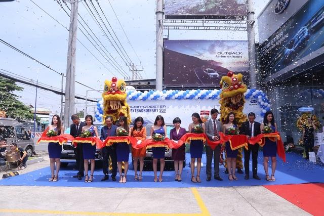 Subaru Việt Nam mở rộng hệ thống phân phối - 1
