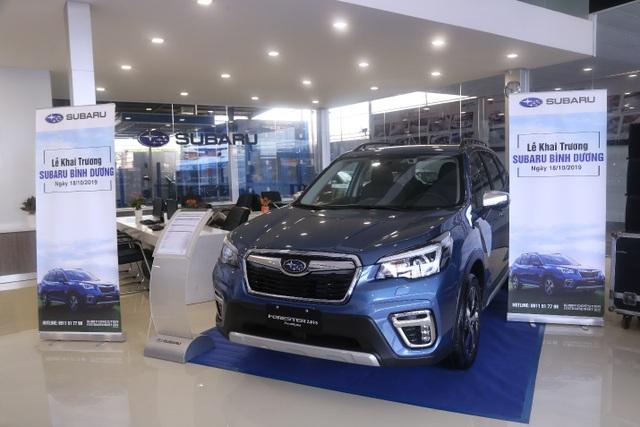 Subaru Việt Nam mở rộng hệ thống phân phối - 3