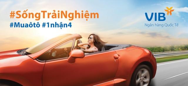 VIB đem nhiều ưu đãi tài trợ Viet Nam Motor Show 2019 - 1