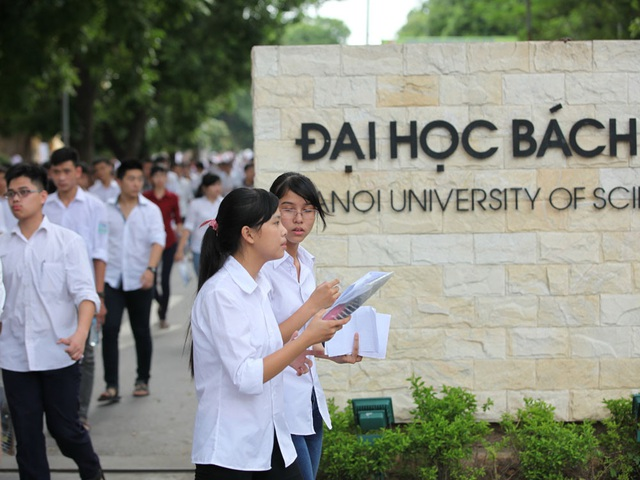 Trường đại học tự chủ tuyển sinh: Vẫn nhiều băn khoăn - 1