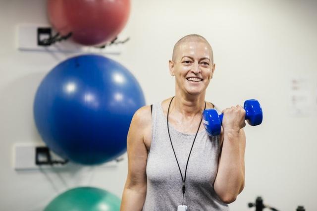 Kê đơn 'thuốc' tập thể dục cho bệnh nhân ung thư - 1