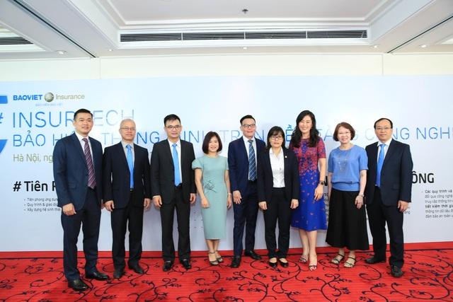 Bảo hiểm Bảo Việt ra mắt bảo hiểm thông minh trên nền tảng công nghệ số - 1