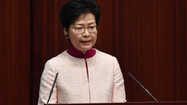 Trung Quốc có thể sắp thay trưởng đặc khu Hong Kong - 1