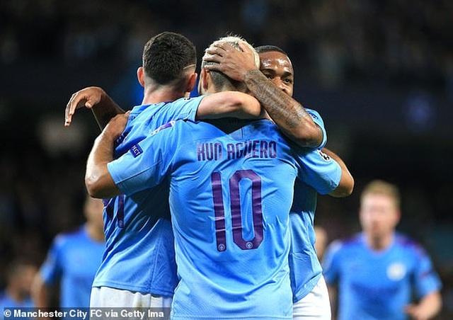 Man City 5-1 Atalanta: Cú ngược dòng ngoạn mục và tấm thẻ đỏ - 6