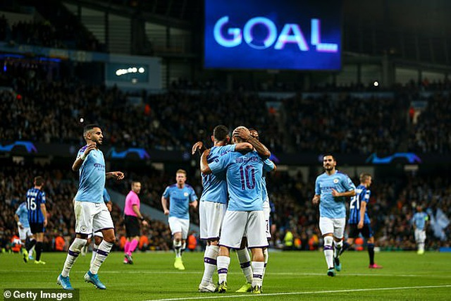 Man City 5-1 Atalanta: Cú ngược dòng ngoạn mục và tấm thẻ đỏ - 2