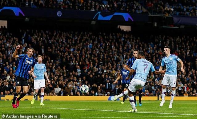 Man City 5-1 Atalanta: Cú ngược dòng ngoạn mục và tấm thẻ đỏ - 3