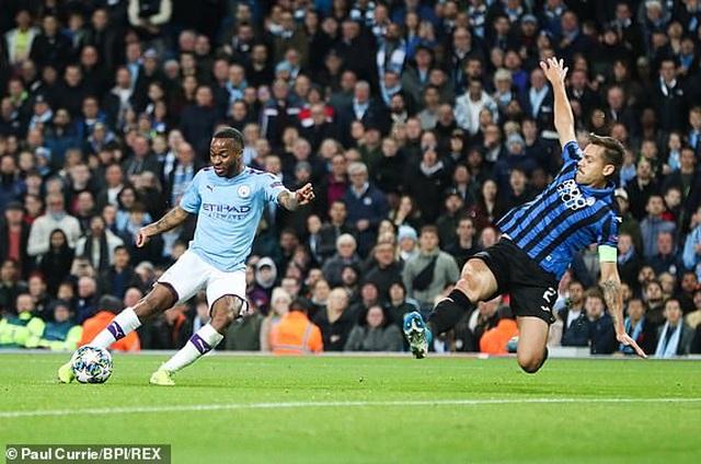 Man City 5-1 Atalanta: Cú ngược dòng ngoạn mục và tấm thẻ đỏ - 4