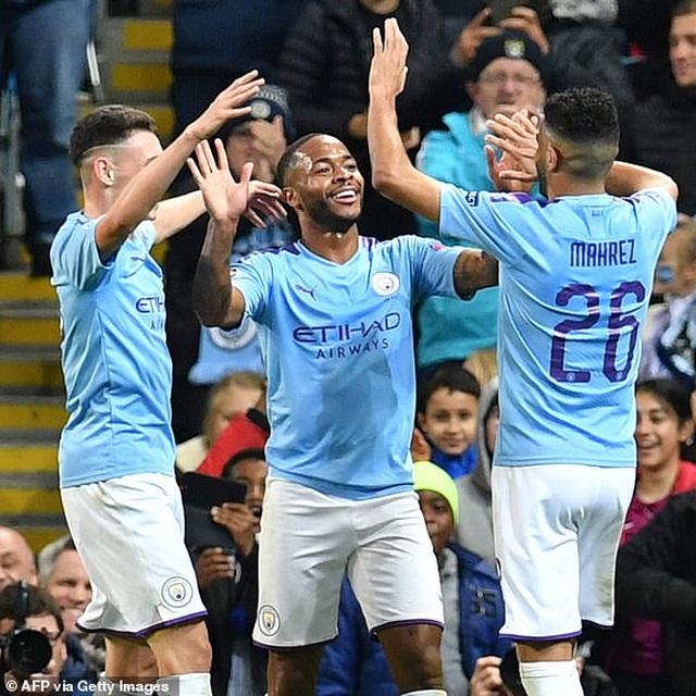 Man City 5-1 Atalanta: Cú ngược dòng ngoạn mục và tấm thẻ đỏ - 8