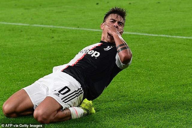 C.Ronaldo im tiếng, Dybala lập cú đúp giúp Juventus chiến thắng - 3