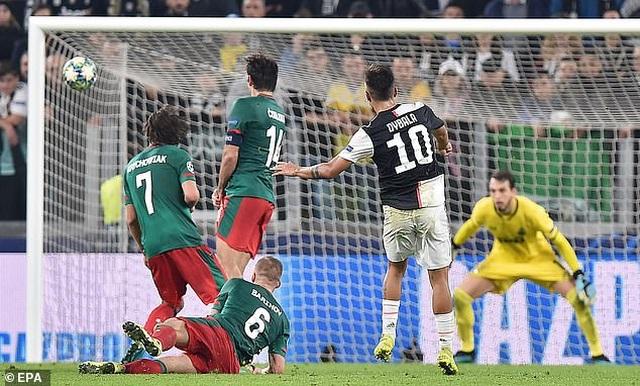 C.Ronaldo im tiếng, Dybala lập cú đúp giúp Juventus chiến thắng - 2