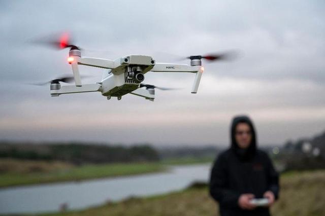 Ly kỳ hành trình giải cứu bé trai 6 tuổi bị mất tích bằng drone - 1