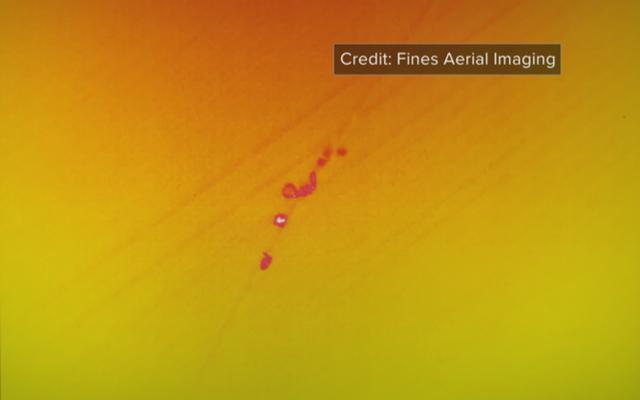Ly kỳ hành trình giải cứu bé trai 6 tuổi bị mất tích bằng drone - 3