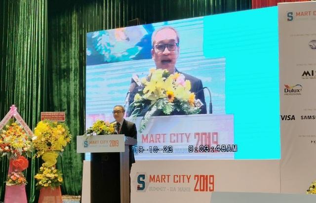 Hội nghị Thượng đỉnh Thành phố thông minh tại Đà Nẵng - 1