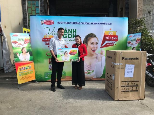 Acecook Việt Nam trao gần 5,8 tỷ đồng quà tặng cho người tiêu dùng - 3