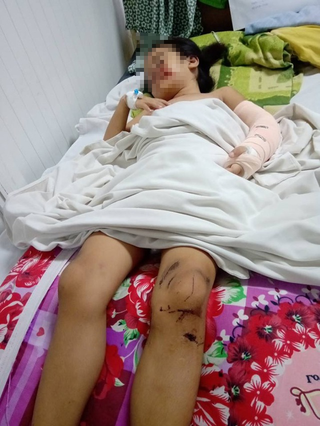 Xót thương gia đình 4 người gặp nạn vật vã trong bệnh viện - 7
