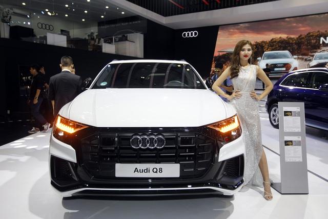 Audi ra mắt Q8 mới, khởi điểm từ 4,5 tỉ đồng - 6