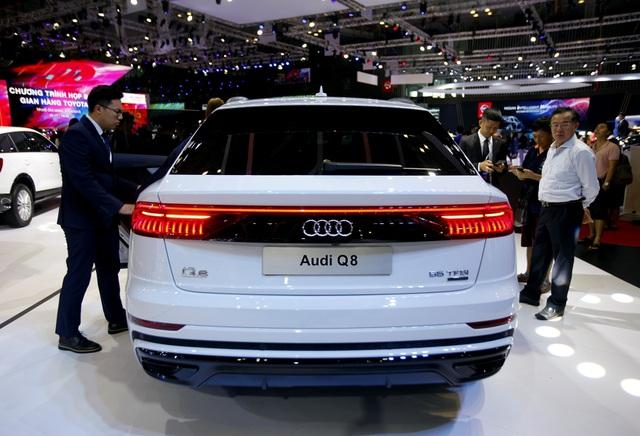 Audi ra mắt Q8 mới, khởi điểm từ 4,5 tỉ đồng - 8