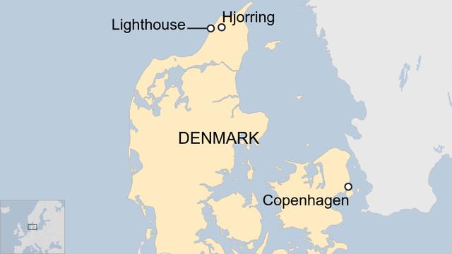 Đan Mạch chi 750.000 USD bê ngọn hải đăng khỏi bờ biển sụt lún - 3