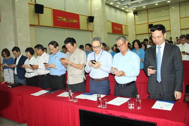 Bộ trưởng Bộ TTTT Nguyễn Mạnh Hùng kêu gọi Ngành ICT hành động vì người nghèo - 2