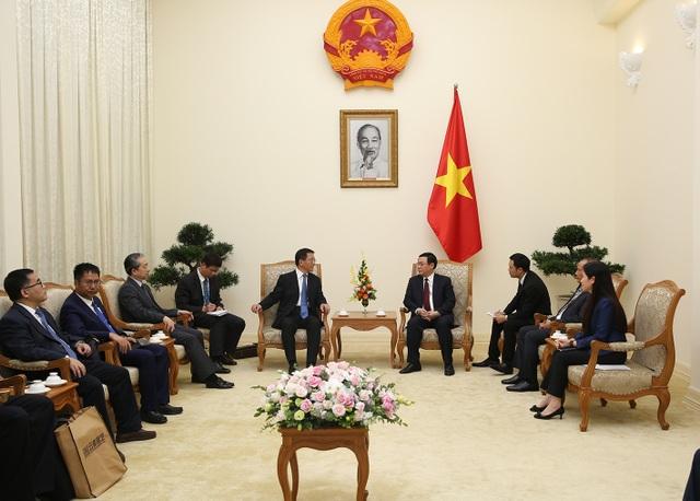 """Phó Thủ tướng đề nghị Trung Quốc """"khơi thông"""" ách tắc nông sản tại cửa khẩu - 1"""