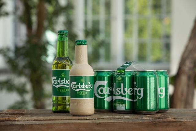 Carlsberg tiến gần hơn tới việc hiện thực hóa chai bia giấy đầu tiên trên thế giới - 2
