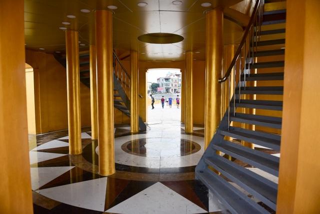 Toàn cảnh cây cầu đi bộ với kiến trúc tháp 7 tầng độc nhất vô nhị tại Phú Thọ - 12