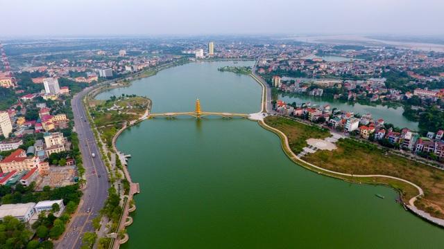 Toàn cảnh cây cầu đi bộ với kiến trúc tháp 7 tầng độc nhất vô nhị tại Phú Thọ - 14