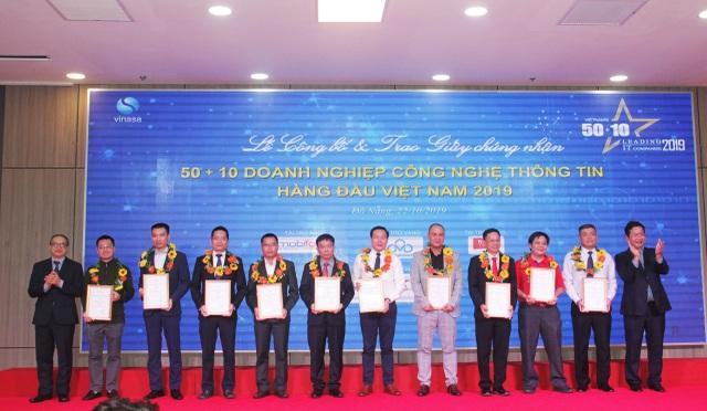 Doanh nghiệp CNTT hàng đầu Việt Nam chiếm 31% doanh thu toàn ngành - 1