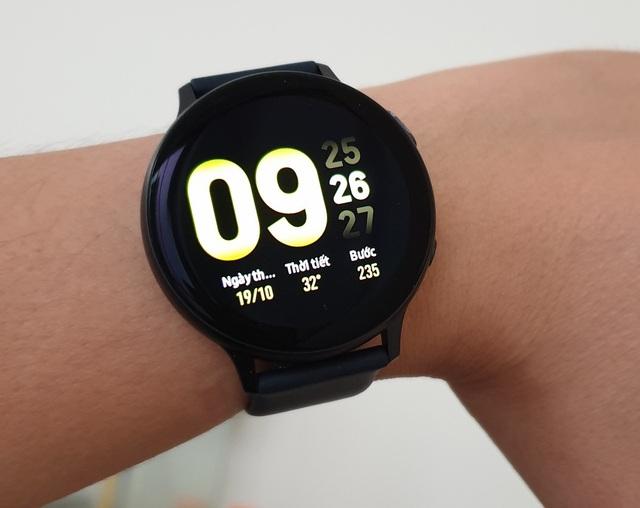 Đánh giá Samsung Galaxy Watch Active 2 - 1