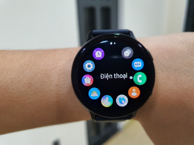 Đánh giá Samsung Galaxy Watch Active 2 - 5