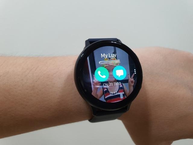 Đánh giá Samsung Galaxy Watch Active 2 - 6