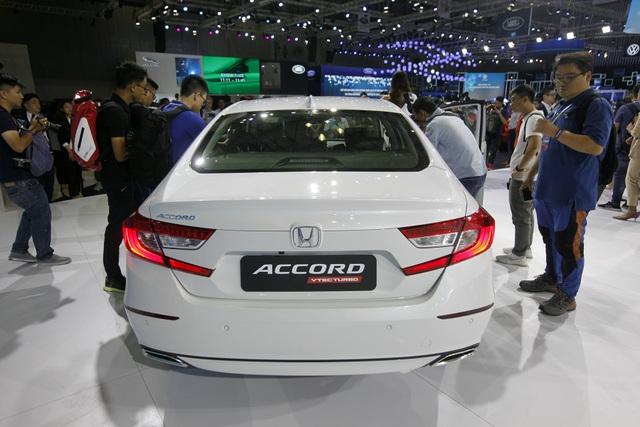 Tiếp tục được nhập khẩu từ Thái Lan, Honda Accord mới có giá từ 1,319 tỉ đồng - 3