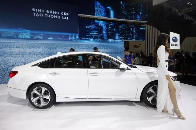 Tiếp tục được nhập khẩu từ Thái Lan, Honda Accord mới có giá từ 1,319 tỉ đồng - 2