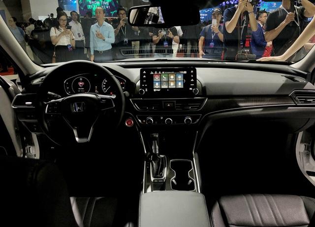 Tiếp tục được nhập khẩu từ Thái Lan, Honda Accord mới có giá từ 1,319 tỉ đồng - 4