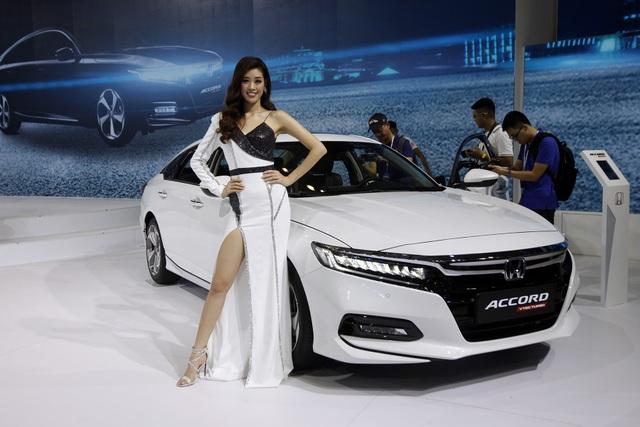 Những mẫu xe bán ít nhất thị trường ôtô Việt Nam tháng 4/2020 - 7