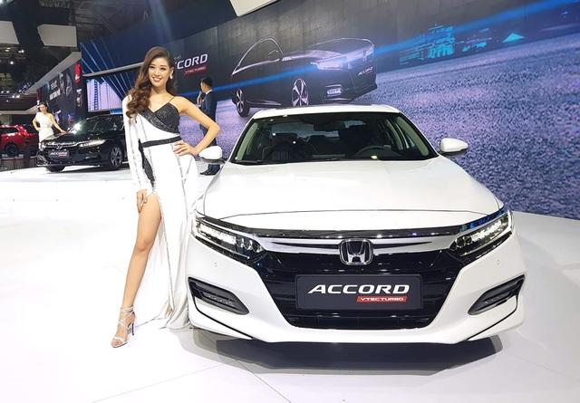 Tiếp tục được nhập khẩu từ Thái Lan, Honda Accord mới có giá từ 1,319 tỉ đồng - 6