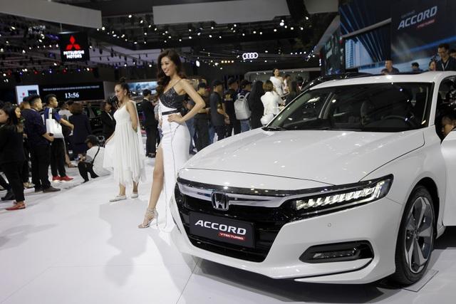 Tiếp tục được nhập khẩu từ Thái Lan, Honda Accord mới có giá từ 1,319 tỉ đồng - 5