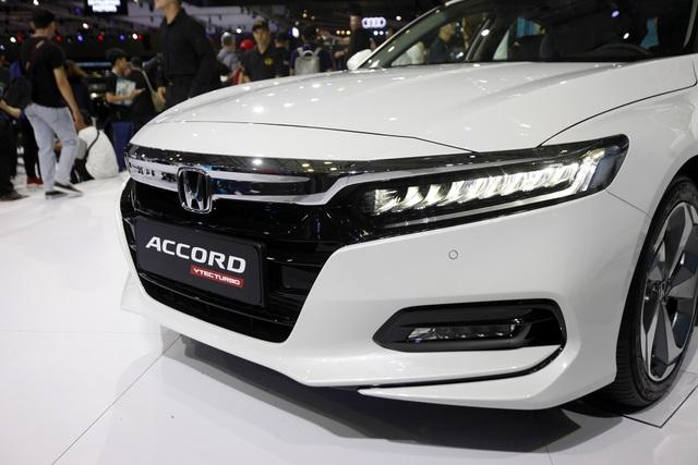 Tiếp tục được nhập khẩu từ Thái Lan, Honda Accord mới có giá từ 1,319 tỉ đồng - 7