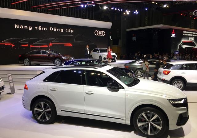 Audi ra mắt Q8 mới, khởi điểm từ 4,5 tỉ đồng - 1