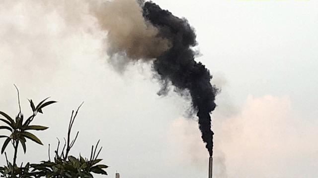 Dân ngán ngẩm vì khói bụi từ nhà máy bia Sài Gòn đóng tại Phú Yên - 2